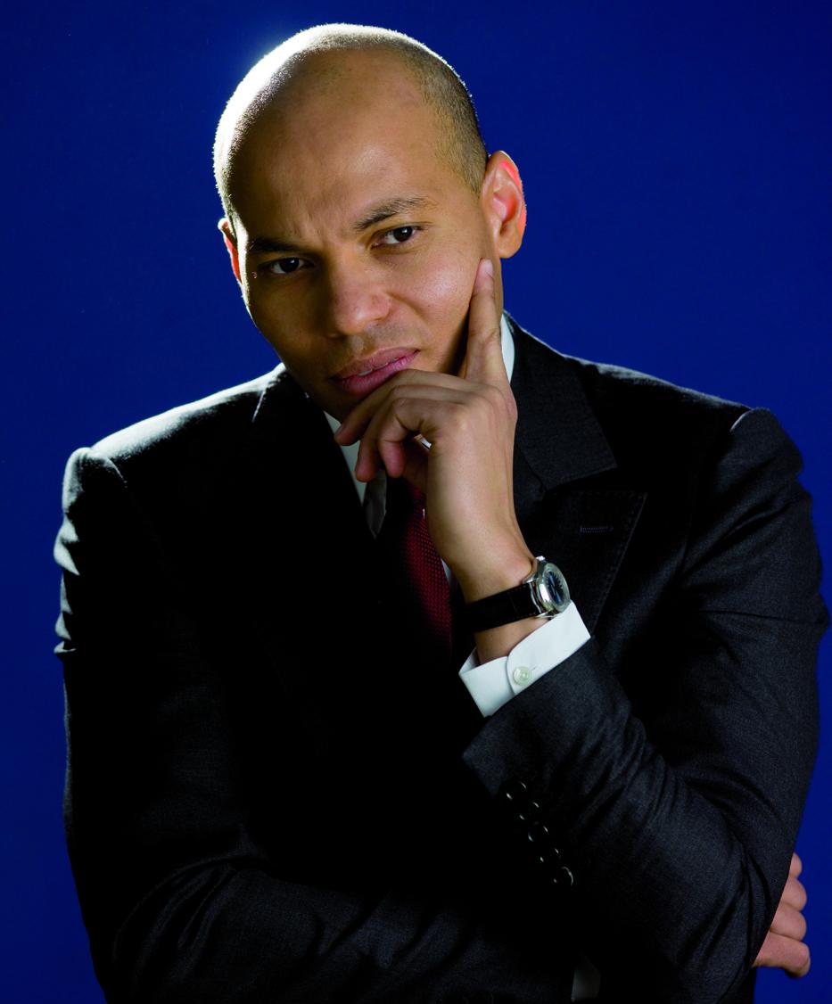 Karim Wade ne sera pas candidat aux Législatives et ne votera pas