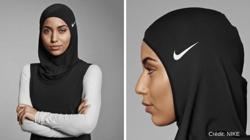 nike femme musulmane