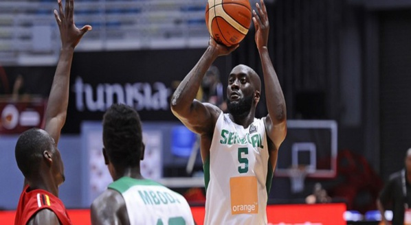 Éliminatoires Zone2 Afrobasket 2017: Le Sénégal bat le Mali dans la douleur (79-72)