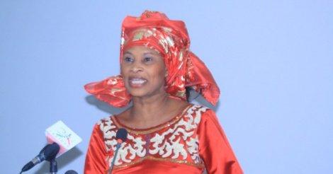 Présidentielle de 2019 : Aissata Tall candidate