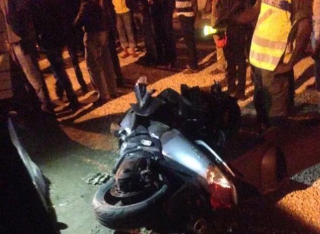 Accident sur la VDN : Le conducteur de la moto est finalement décédé