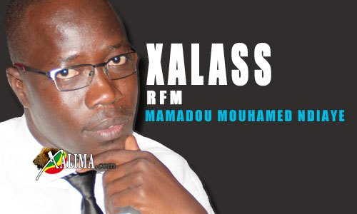 Xalass avec Mamadou M. Ndiaye et Ndoye Bane du Vendredi 21 Avril 2017