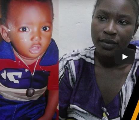 La mère de l'enfant volé retrouve le sourire et revient sur les péripéties du rapt…