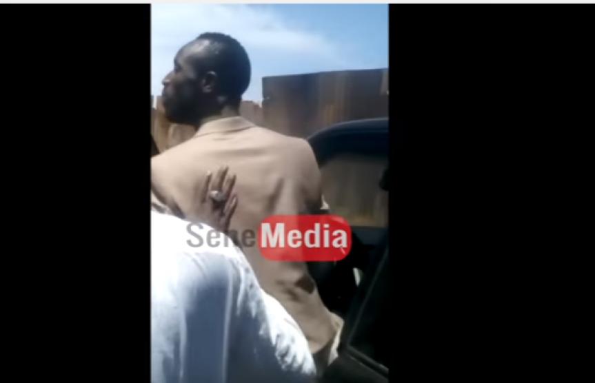Vidéo: Injures, propos déplacés, SANEX se bagarre dans la rue