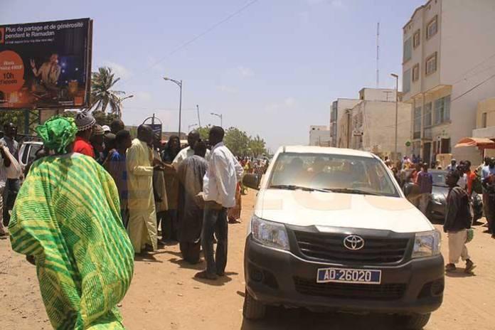 HLM6 -Massalikoul Djinaane: laissé pour mort par ses agresseurs, un boutiquier sauvé par son frère