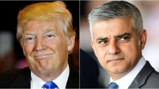 Trump attaque de nouveau le maire de Londres