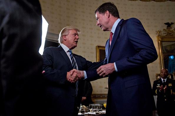 Etats-unis: Trump n'empêchera pas l'ancien chef du FBI de témoigner