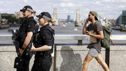Trois hommes arrêtés en lien avec l'attentat de Londres