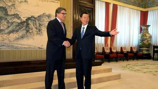 Les États-Unis se tournent vers la Chine