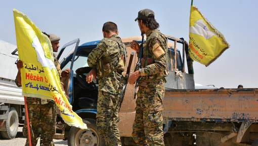 Des forces anti-EI entrent dans l'ouest de Raqa
