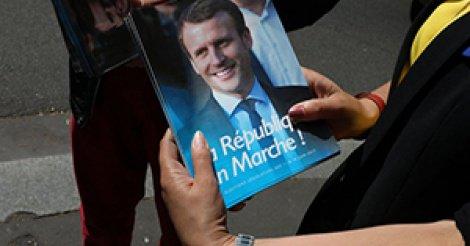Législatives : le parti de Macron largement en tête