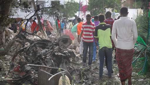 Au moins 18 tués dans une attaque contre des restaurants en Somalie