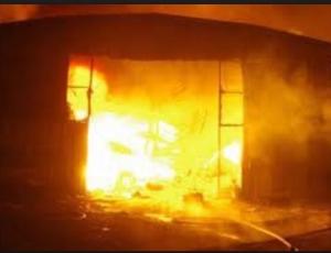 Horreur à Louga: 2 enfants de 2 et 4 ans périssent dans les flammes