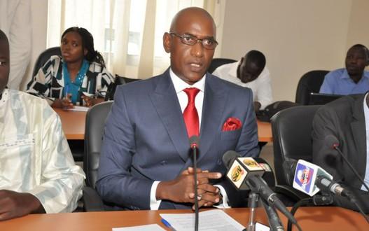 THIERNO SEYDOU NIANE DG CDC : un homme engagé au service du Sénégal et du président Macky Sall