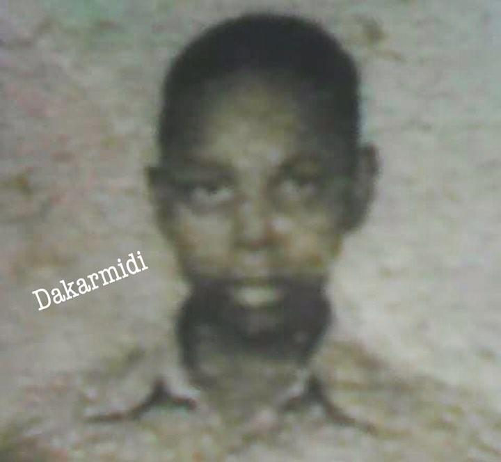 Souvenir – voici une photo de Macky Sall à l'âge de 12 ans