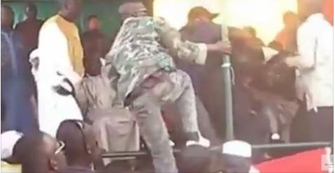 Violences politiques à Sangalkam: sabré, le garde du corps du Maire de Bambilor perd 3 doigts