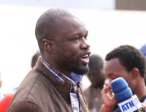 Ousmane Sonko, tête de liste de la coalition Ndawi Askan Wi : « Voter pour Bby, c'est cautionner la gouvernance scandaleuse de Macky Sall »