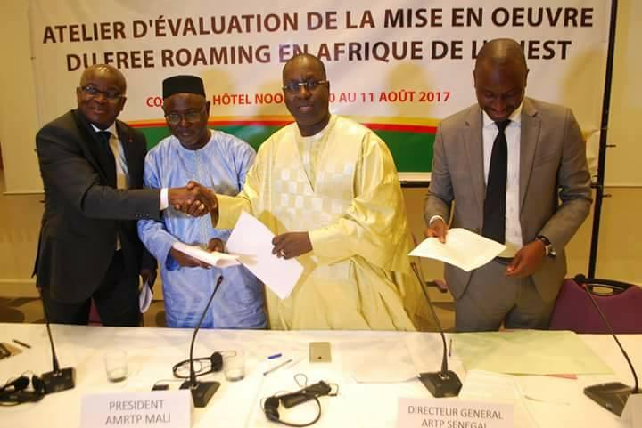 Guinée: Les régulateurs ouest-africain se quittent avec une nouvelle résolution sur le free roaming