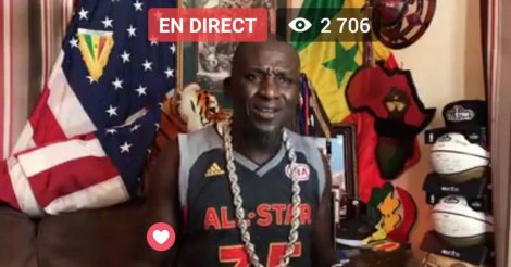 Assane Diouf pulvérise les records d'audience sur Facebook