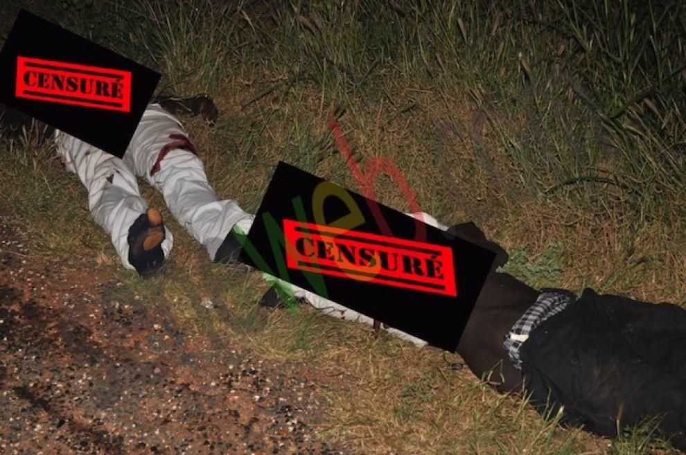 Accident mortel à Saly : Un conducteur d'une routière BMW tue un quinquagénaire et se retrouve à l'hôpital