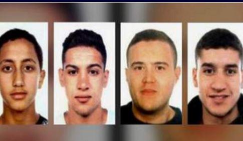 Les quatre suspects des attentats inculpés d'assassinats terroristes