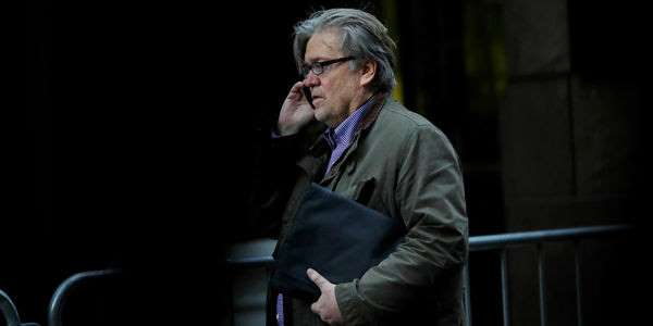 © Reuters Avec le départ de Steve Bannon de la Maison-Blanche, l'administration Trump va devoir gérer un élément perturbateur de l'extérieur.