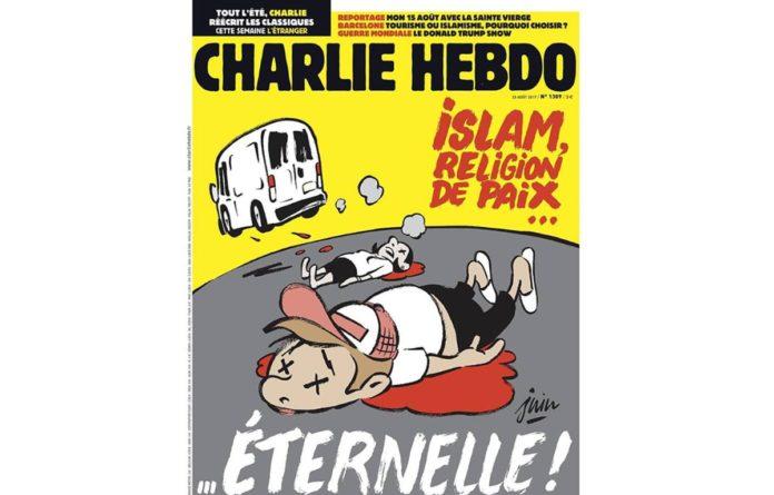 Charlie Hebdo provoque encore
