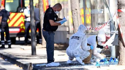 Fourgon-bélier à Marseille: l'auteur présenté à un juge pour assassinat