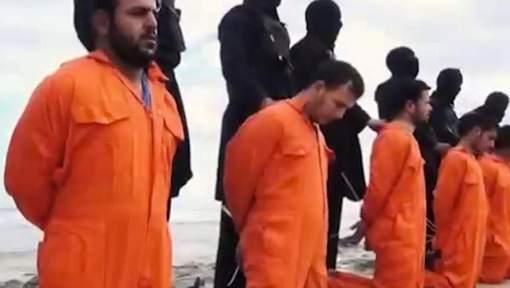Onze personnes décapitées par l'EI en Libye
