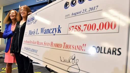 La première décision de la femme qui a gagné 758 millions de dollars