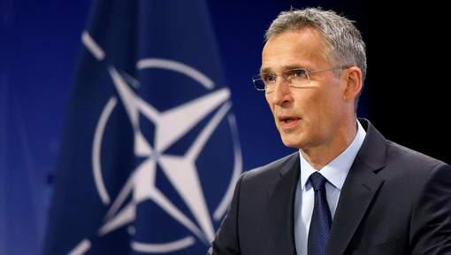 """Le chef de l'Otan accuse la Russie d'avoir """"miné la stabilité en Europe"""""""