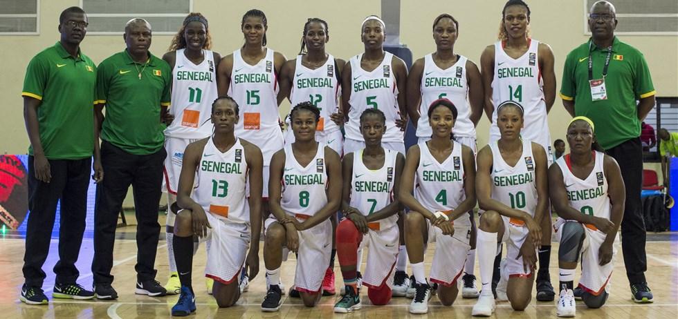 Afrobasket féminin : Les Lionnes défendront leur titre face au Nigeria
