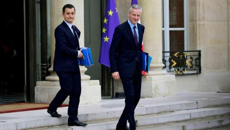Six membres de LR, pro-Macron et ministres, seront expulsés en octobre