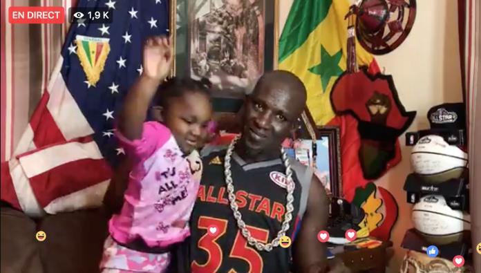 Assane Diouf remis en liberté sur instruction du procureur.