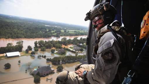 L'état d'urgence déclaré en Caroline du Nord