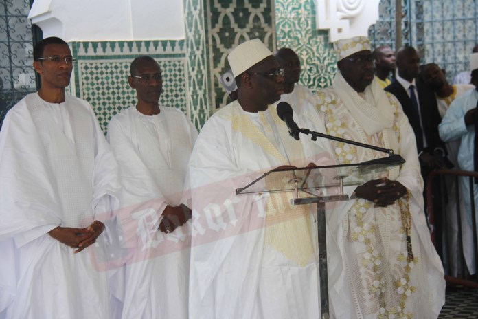 Dialogue national : Macky Sall dit OUI (Vidéo)