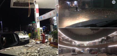 Au moins 5 morts dont deux enfants dans un séisme au Mexique