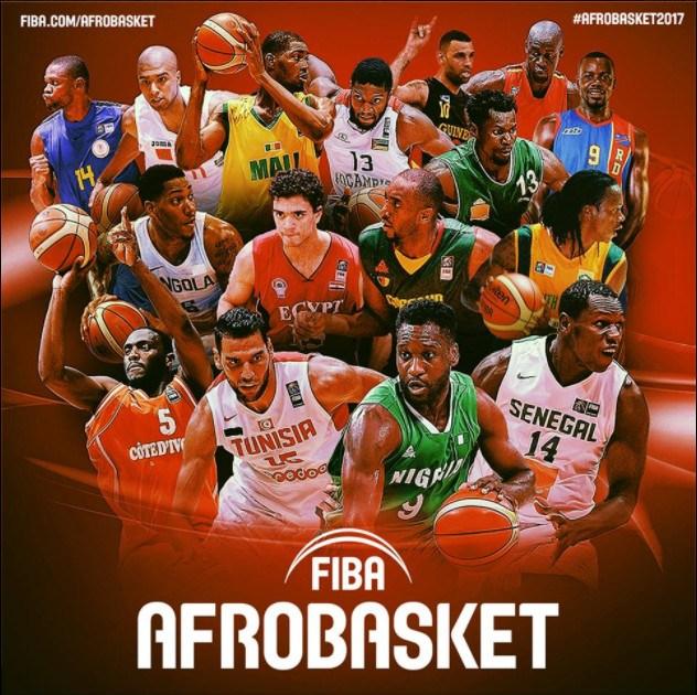 Afrobasket hommes : quatre favoris en vue