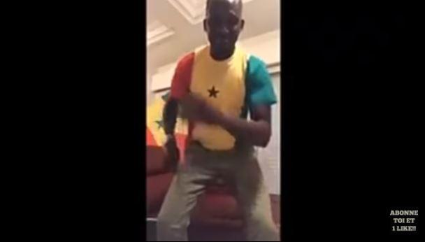 Grand bal : Assane Diouf se lâche