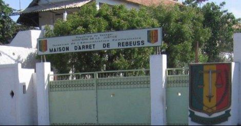 Rebeuss : Un prisonnier décédé hier à la suite de problèmes psychiques