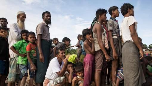 MSF exige un accès humanitaire à l'état de Rakhine en Birmanie