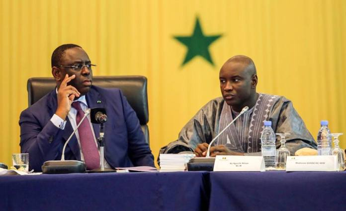 Dialogue politique : Ce que concoctent Macky Sall et Aly Ngouille Ndiaye