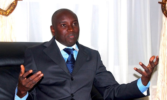 Aly Ngouille Ndiaye va officialiser le dialogue politique