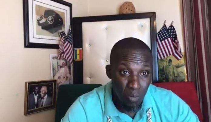 Présidence de la République : Assane Diouf vote Khalifa
