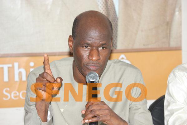 Troisième mandat : Thierno Lô pour la saisie du Conseil constitutionnel