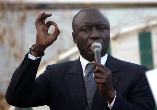 Idrissa Seck : « Talla Sylla est un traitre »