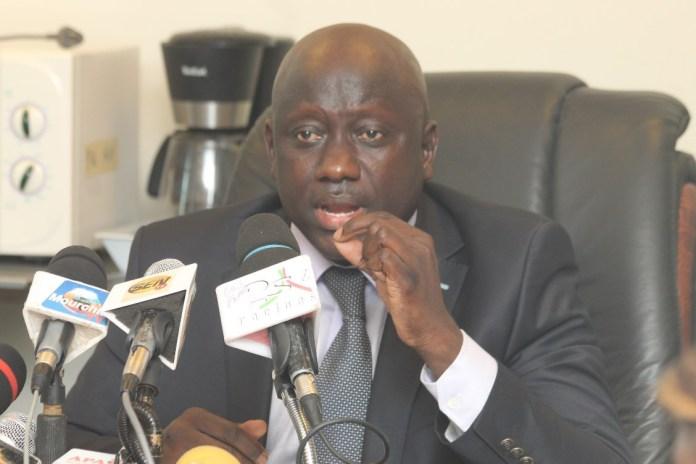 Bassirou Gueye demande à « dévêtir » Khalifa Sall de son immunité parlementaire