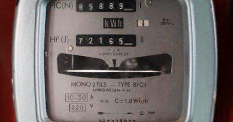 Consommation d'électricité : Hausse de près de 9% sur les huit premiers mois