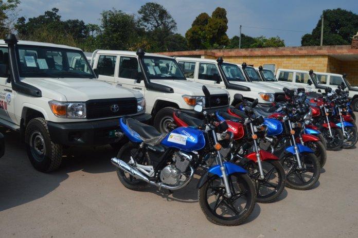 Scandale à l'hôpital Fann – Des 4×4 et motos dans les oubliettes depuis 2 ans