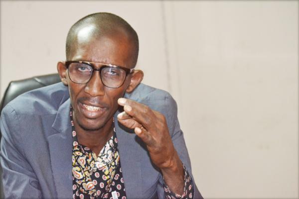 Pape Simaha: « Franchement, la jeunesse Kaolackoise n'est pas contente de Macky Sall.... »